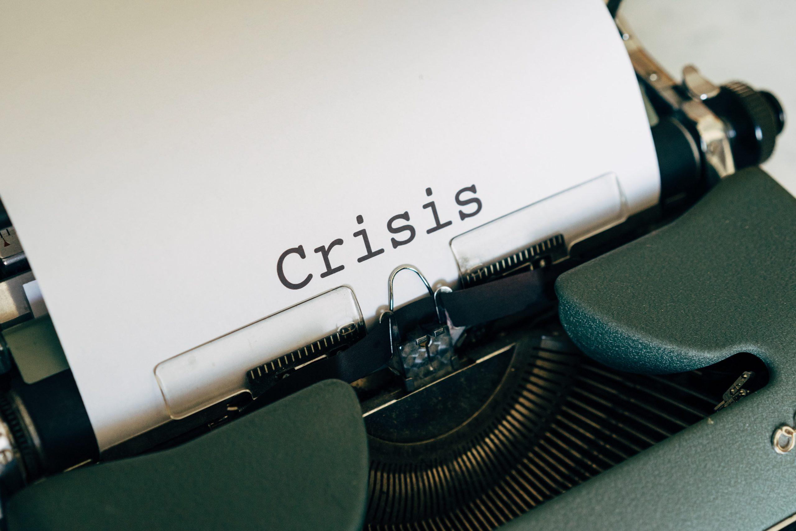 crisis corona